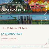 Carton d'invitation de l'exposition