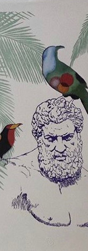 Les oiseaux Kandinsky