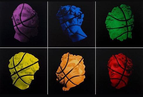 Perbos Laurent - Antik Basketball (Collection complète)