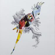 Oiseau Kandinsky
