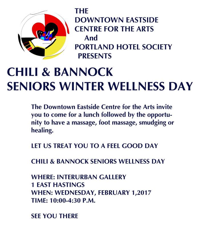 Senior's Winter Wellness Day