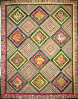 Merry-Go-Round: Lions Gate Quilter's