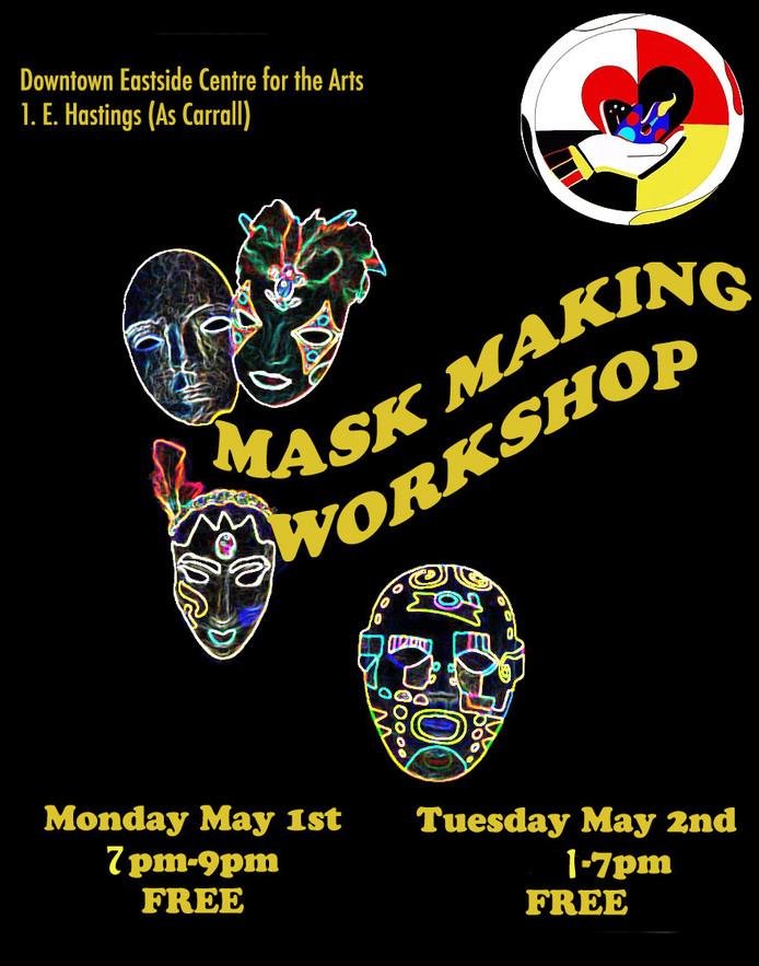 Masking making workship