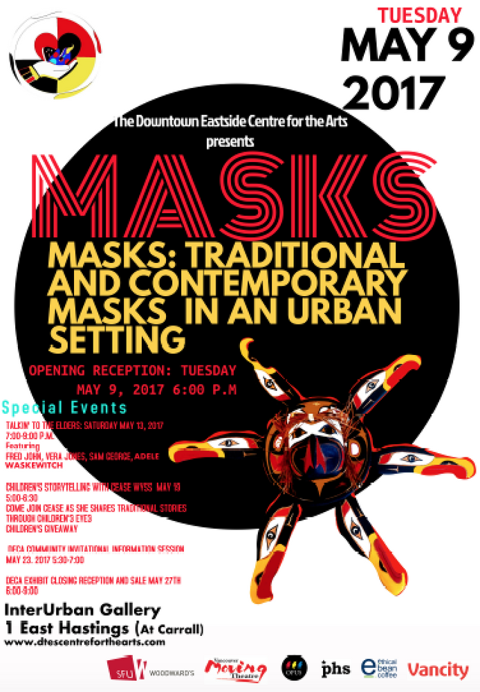 Masks Exhibition - May 9th 2017