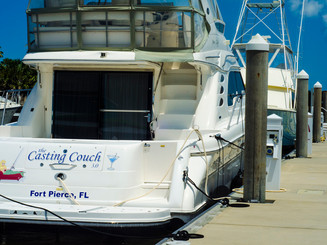 Inlet Harbor Marina accommodates transients of all types.  Whether you are traveling the ICW or arriving to the area with your boat on a trailer, Inlet Harbor is the best spot in Ponce Inlet for overnight slips and boat storage.    For those needing a great overnight stop on their ICW or offshore travels, we offer easy, deep-water access concrete floating docks for vessels up to 200 ft., with 30 / 50 / 100 amp shorepower and water.  Wi-Fi is available, as well as clean bathroom/shower facilities, and laundry facilities.  Diesel, ethanol-free gas, and pumpout service is available upon your arrival.  Finish off your travel day with a meal at our dockside seafood restaurant.     TRANSIENT:		 Daily	$2.15/ft per day	 (25 ft. minimum)	  ELECTRIC* 30A		 Daily	$10.00/Day	  			 50A		 Daily	$15.00/Day		  			 100A		 Daily	$45.00/Day	 	 *Water included