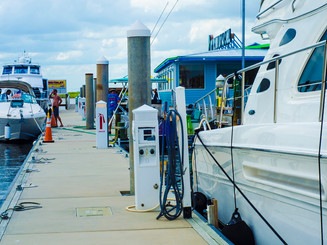 Inlet Harbor Marina's fuel docks offer both diesel and ethanol-free gas.  We are a Valvtect certified marina, so our fuel already contains all the benefits of the additives needed to keep your boat running properly.   Friendly Dock Attendants are staffed to provide fuel from 7:00am to 6:00pm seven days a week, with extended hours during the summer months.  We offer quantity discounts for those needing large quantities of fuel, as well as discounts for Sea Tow members.  We have a high-speed diesel dispenser available for larger boats needing big quantities, reducing the time required to fuel.  Pumpout service is available as well.   Please contact us for current fuel prices and visit Valvtect.com to see the benefits of burning Valvtect Marine Fuels.