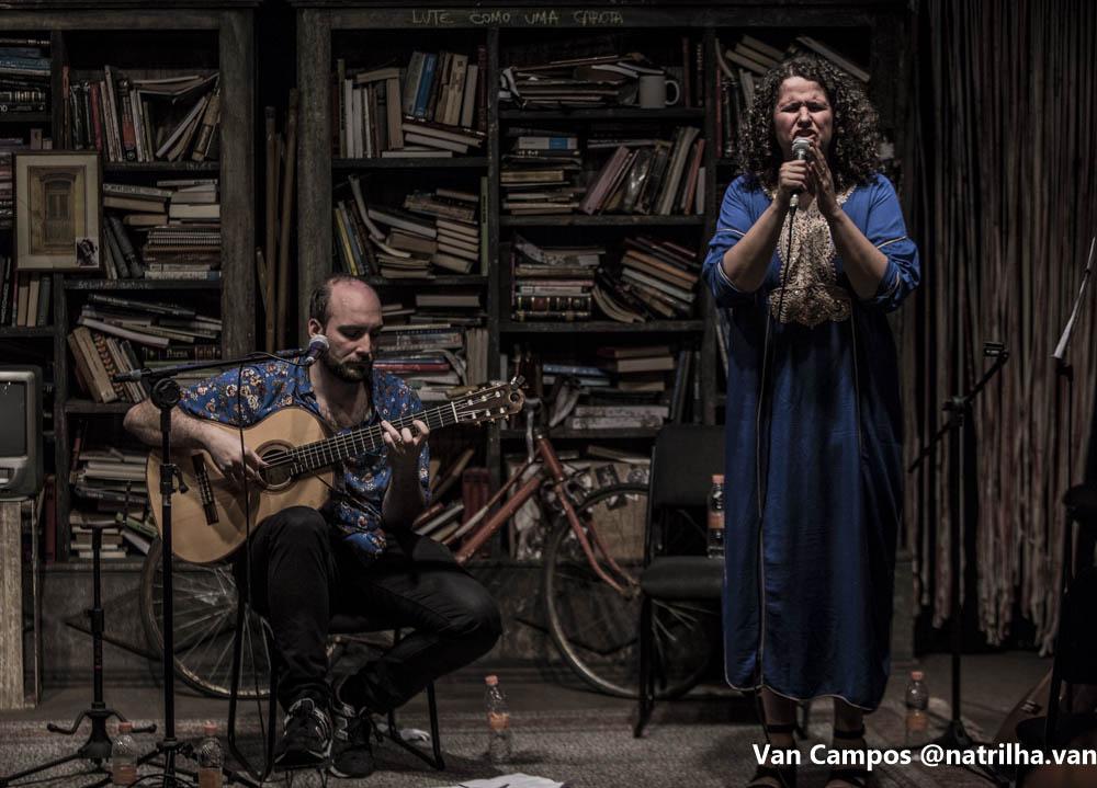 at Teatro da Rotina in São Paulo