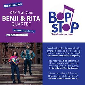 Benji & Rita @ Bop Stop.jpg
