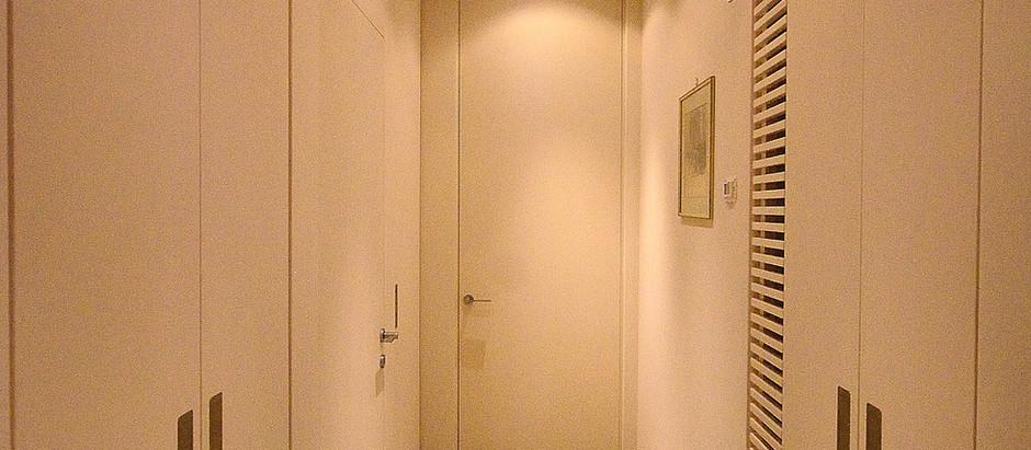 Il corridoio su misura