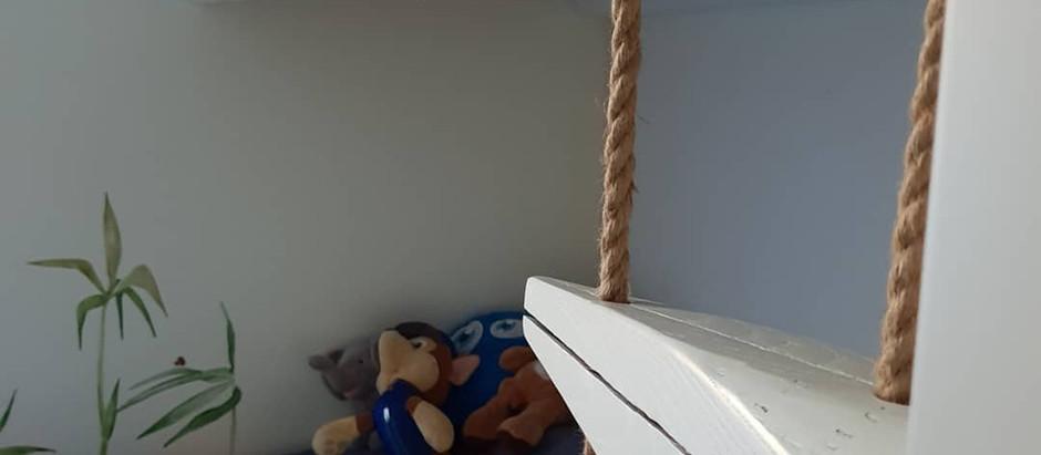 Cameretta in legno