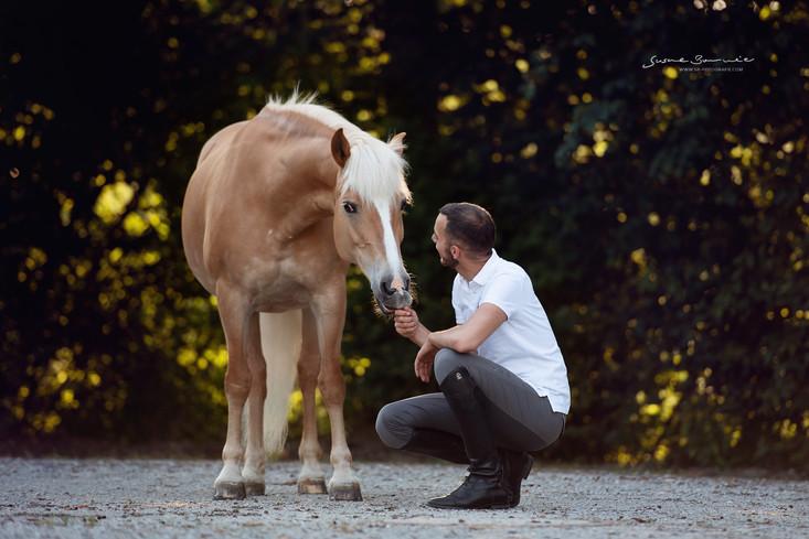 Susanne Brunnmeier Pferd Mensch Fotografie