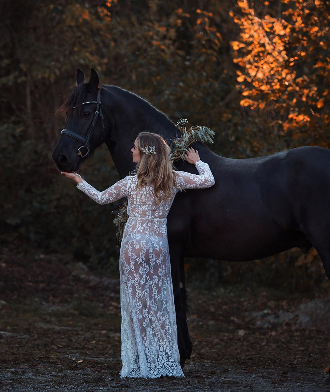 Susanne Brunnmeier Pferd Mensch Fotografie Friese