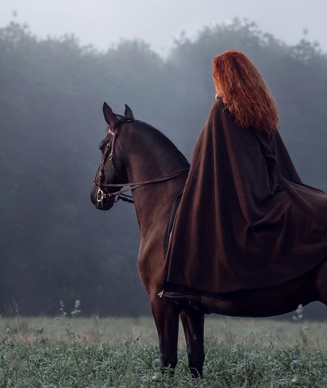 Susanne Brunnmeier Pferd Mensch Fotografie Kladruber