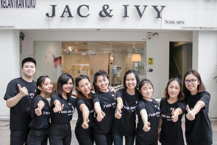 JAC & IVY Team