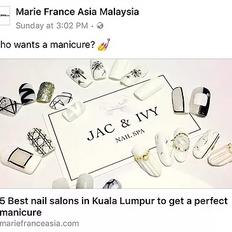 Marie France Asia Malaysia