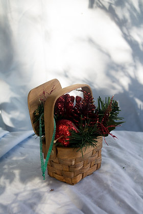 Picnic Basket Ornament