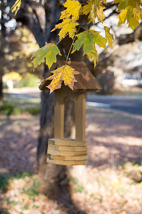 Wishing Well Bird Feeder