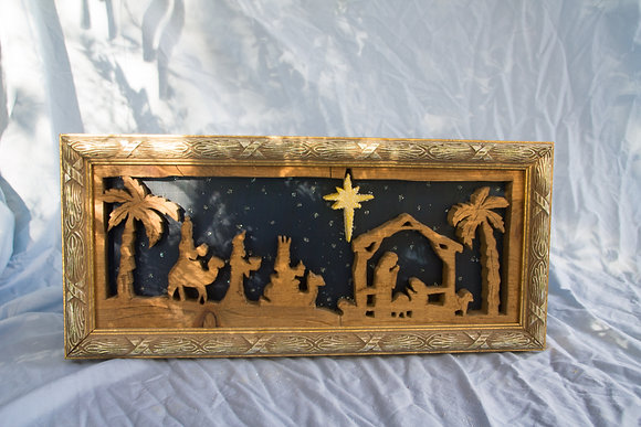 Wall Nativity