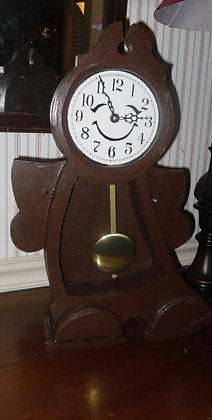 Whimsical Pendulum Clock