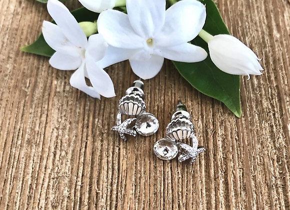 Equilibrium Jewellery - Sea Shore Earrings