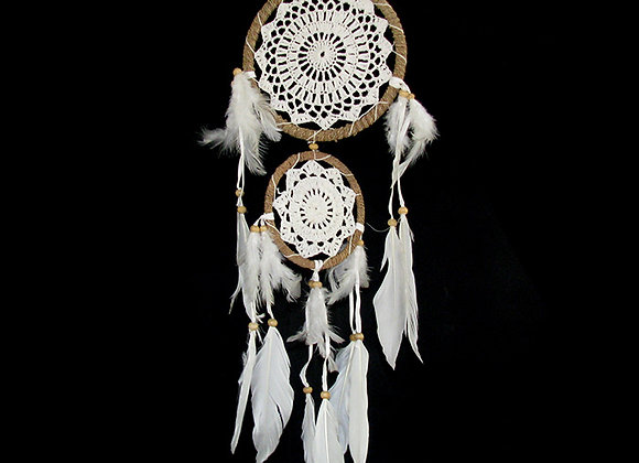 Dreamcatcher 2 tier with rope