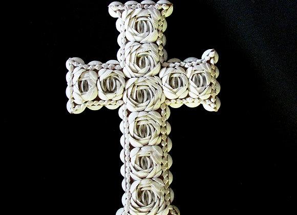 Shell Crucifix