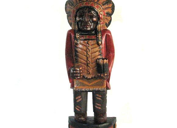 Indian statue 50cm coloured