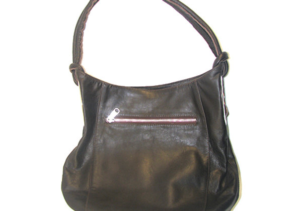 Leather Handbag - Shopper Tote.
