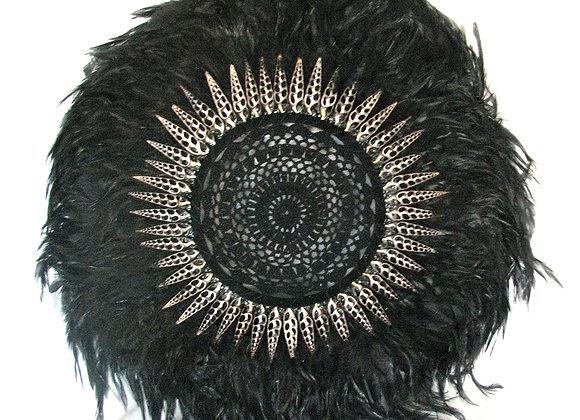 JUJU Black with shells