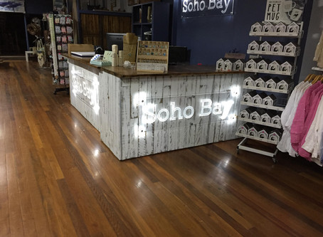 Soho Bay: Style and Comfort at the Bay's Doorstep