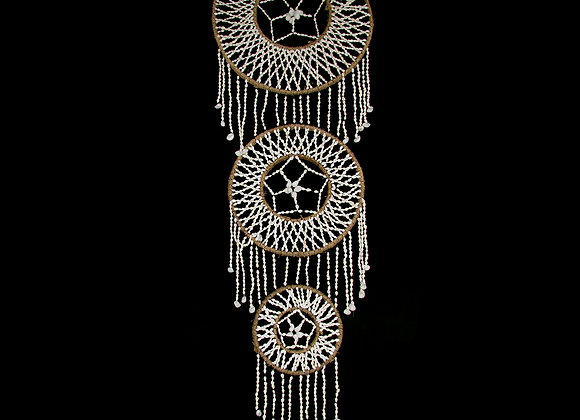 Tripe Shell Dream Catcher