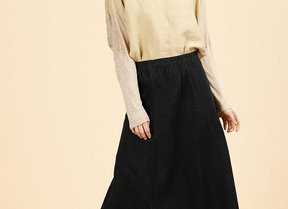 Sicily Skirt Black