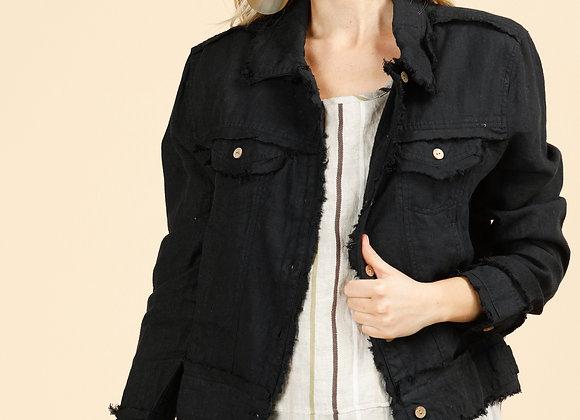 Monza Jacket Black