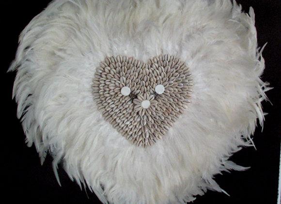 Heart juju with shell