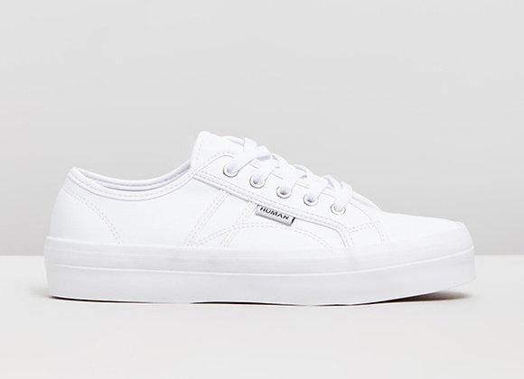 Cass Sneaker, White