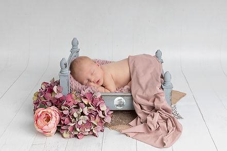 Newbornshooting RealMoments Fotograie