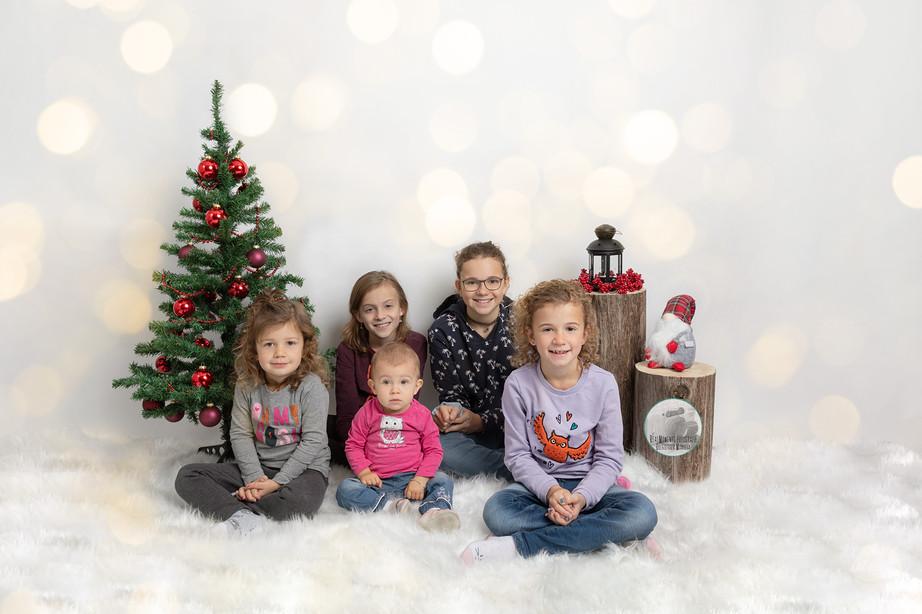 Kids-Weihnachtsshooting