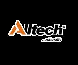 Alltech logo B&R Costruction client Lexington Kentucky