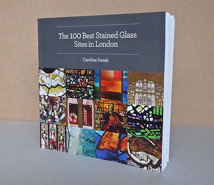 The 100 Best Stained Glass Sites in London
