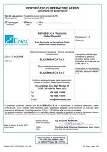 Air Operator Certificate