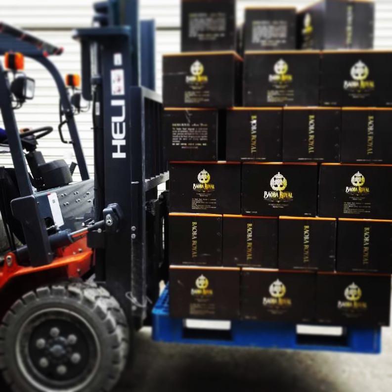 whisky distribution