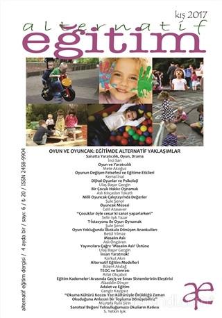 Alternatif Eğitim Dergisi