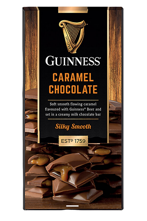 Guiness Caramel Chocolate