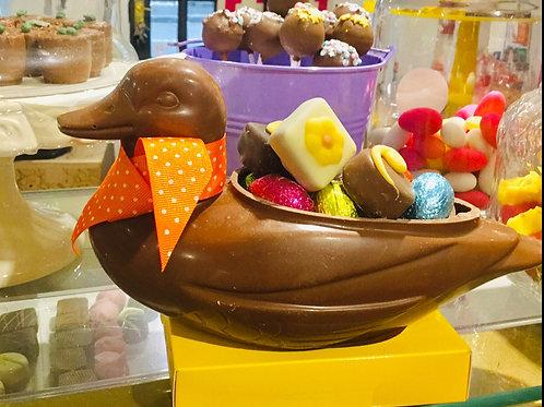 Milk Chocolate Filled Duck