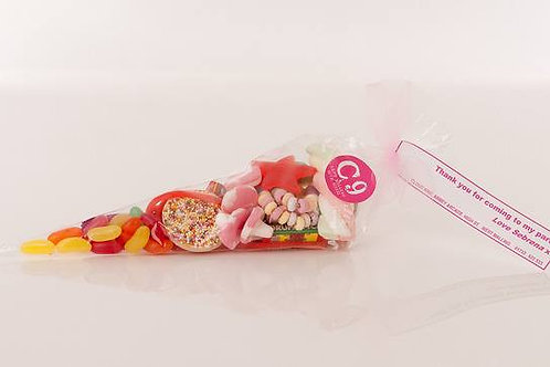 Party Bags - Sweet Cones