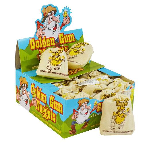 Golden Gum Nuggets