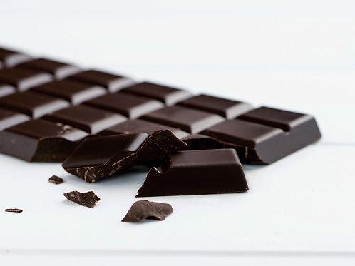 100% Dark Chocolate Bar