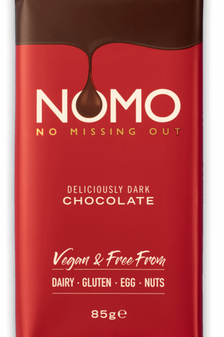 Nomo Vegan & Free From Deliciously Dark