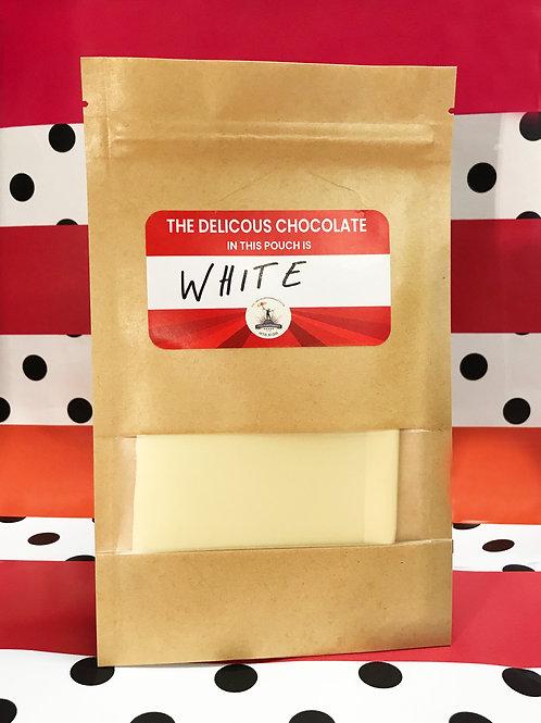 Vegan & Gluten-Free White Chocolate