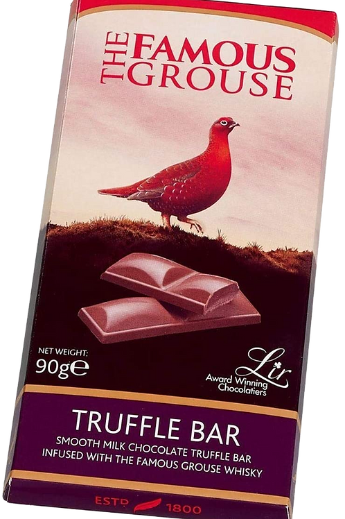 The Famous Grouse Truffle Bar